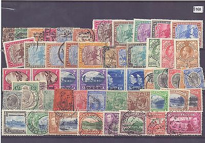 s160-World Collection Mint & Used