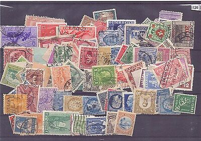 s120-World Collection Mint & Used
