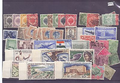 s111-World Collection Mint & Used