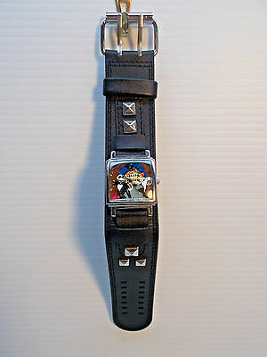 DISNEY HAUNTED MANSION HOLIDAY 2004 JACK AND ZERO L.E 200 WATCH NEW c