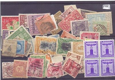 s102-World Collection Mint & Used