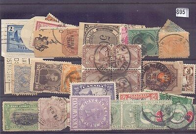 s95-World Collection Mint & Used