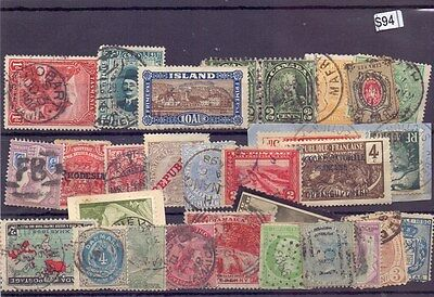 s94-World Collection Mint & Used