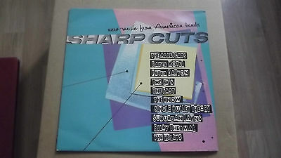 Sharp Cuts. New Music From American Bands - Compilation. Alley Cats/the Fast.