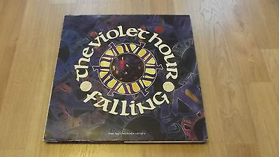 """The Violet Hour, Faling, 3 Track 12"""" Vinyl Release - 1991, Pic Sleeve"""