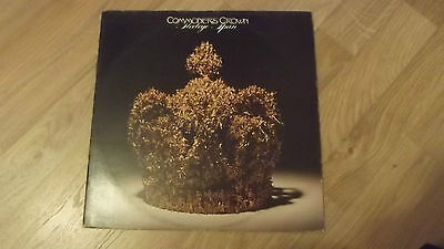 Steeleye Span, Commoners Crown, Original Vinyl Lp, Pic Sleeve, 1975, Uk.