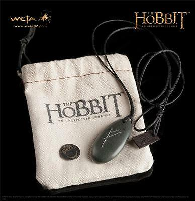 The Hobbit The Mark Of Gandalf Stone Pendant Genuine Product By Weta *new*