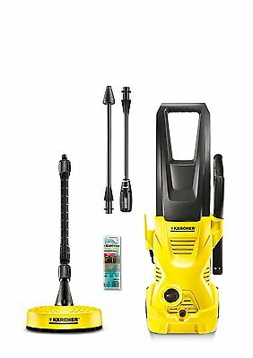 Karcher K2 Compact Home and Car Air-Cooled Pressure Washer - Brand New