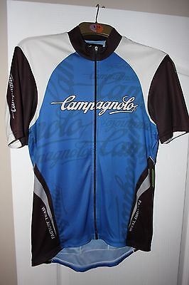 Campagnolo short sleeve jersey XL