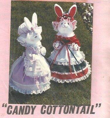 Easter Candyland Express Bowling Pin magic Sewing pattern Bunnies Sewing pattern