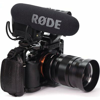Rode Stereo VideoMic Pro - On Camera Mic - Broadcast Quality Microphone (RØDE)
