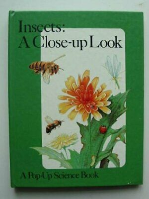 Insects: A Close-up Look (A Pop-Up Science Book) by Peter Seymour Hardback Book