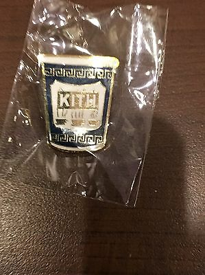 Kith NYC Set Vintage VTG We Are Happy To Serve You Coffee Mug Solo Cup Pin Greek