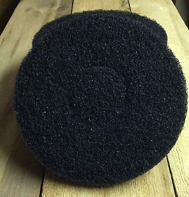 """Case Of 5 - 10"""" Commercial Floor Stripping Pads"""