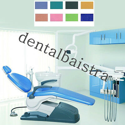 Tuojian Dental Unit Chair A1 Model Hard Leather Computer Controlled FDA CE