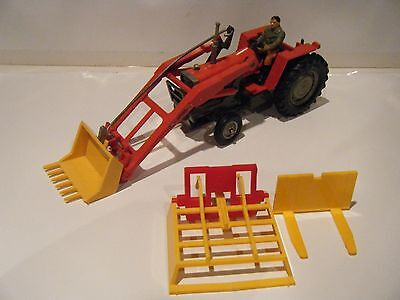 Britains Massey Ferguson 595 Tractor with Loader 1/32