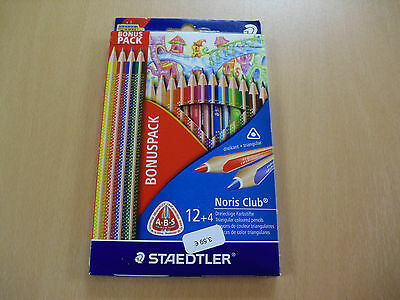 STAEDTLER Dreikant-Buntstift Noris Club