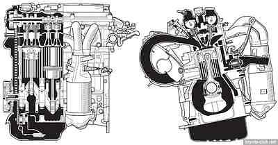 Toyota 1Az-Fe 1Az-Fse 2.0L Engine Workshop Factory Service Repair Manual