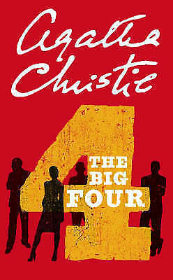 The Big Four (Hercule Poirot) by Agatha Christie (4) (New Paperback Book)