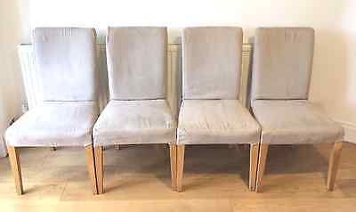 Ikea Dining Chairs Henriksdal X 4