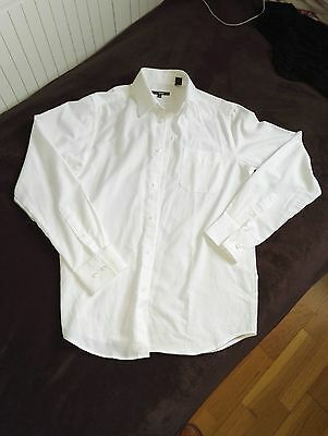 Chemise blanche T : 39/40