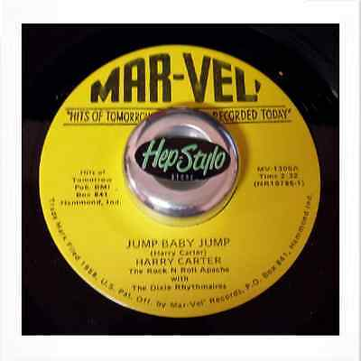 Harry Carter 45 Re- Jump Baby Jump - Classic Mar-Vel Double Sider Listen!!