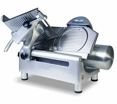 """New Heavy Duty 12"""" Commercial Gear Driven Meat And Cheese Slicer"""