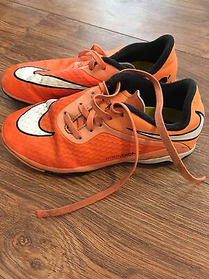 Boys Nike Football Trainers (Astro) Size 13