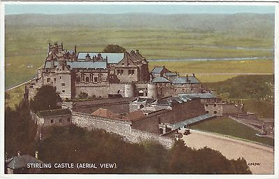 Aerial View Of Castle, STIRLING, Stirlingshire