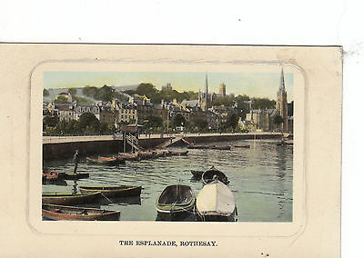 The Esplanade, ROTHESAY, Isle Of Bute