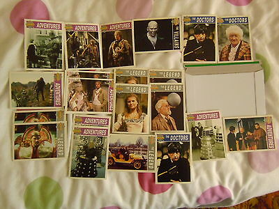 Dr who Cornerstone cards