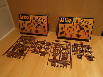 Meubles & Antiquites Models For Ho, 1/87 Scale, Boxed.