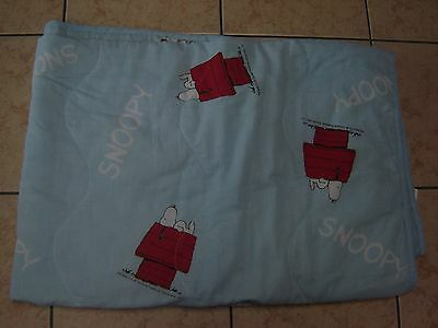 """1- persoons sprei """"SNOOPY"""""""
