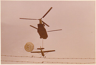 Vietnam Photo- Army Helicopter Crewman w/17th AIR CAV & 237th DMZ DUSTOFF #24