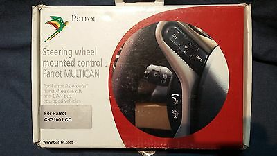 Parrot Multi Can Steering Wheel Remote