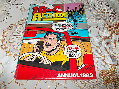 10-4 Action Annual 1983 H/bk.
