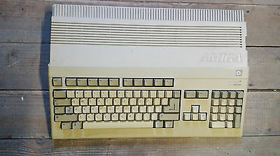 Commodore Amiga A500 500 with serial number 1 - tested and working