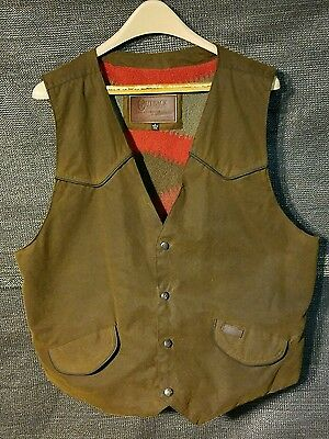 Outback Trading Company Cliff Dweller Vest