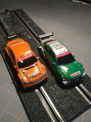 SCX Compact GT Touring Car Championship 1:43 Race Slot Car Set