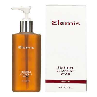 Elemis Sensitive Cleansing Wash 200ml - Free Delivery - BNIB