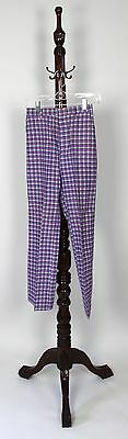 Original Vintage Boy's Plaid Pants