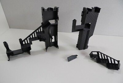 Ghost Castle: Vintage Game Spare/ Replacement Parts - Central Scenery Tower