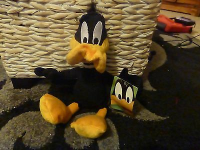 Daffy Duck Soft Toy