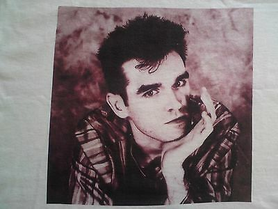Charming MORRISSEY T-SHIRT. The Smiths, Suede, Pulp, Joy Division, Cure, Bowie