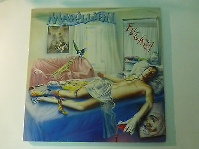 Vinyl LP - Marillion - Fugazi