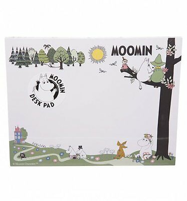Official Moomins Desk Pad
