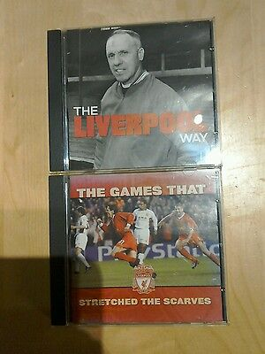 LIVERPOOL FC FOOTBALL CLUB. SUPPORTERS CD. MANAGERS. Commentary on best games