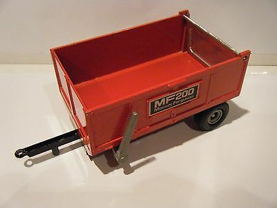 Britains Massey Ferguson MF200 Tipping Trailer 1/32