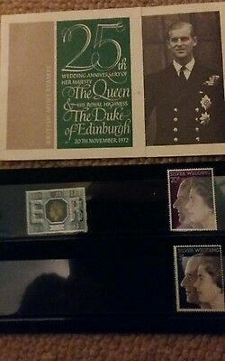 silver jubilee stamps