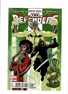 The Defenders #6 (Marvel Comics, July 2012)